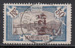 1924   Yvert Nº 110 - Martinica (1886-1947)