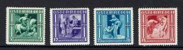 AUSTRIA...1936 Semi-postal..mh - Nuovi