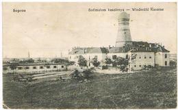 AK Sopron, Windmühlen-Kaserne, 1. Weltkrieg - Hongrie