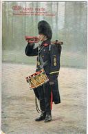 AK Armée Belge, Regiment Des Grenadiers, Tambour-clairon En Tenue De Campagne - Militaria