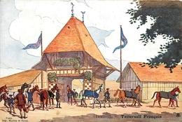 Deauville * Tattersall Français * Course Hippique - Deauville