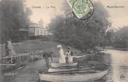 OSTENDE - Le Parc Marie-Henriette - Oostende