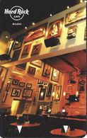 Hard Rock Casino - Biloxi MS - Hotel Room Key Card - Hotel Keycards