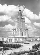 "4879 ""WARSZAWA-PALAC KULTURY I NAUKI "" -CART. POST.OR. NON SPED. - Polonia"