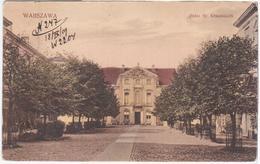 Poland Polska 1909 Warszawa, Palac Hr. Krasinskich - Pologne