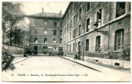 75017 PARIS - Bastion N° 51, Boulevard Gouvion-Saint-Cyr - District 17