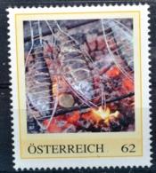 Pf256 Fische Grillen, Grillen, Barbecue, Küche, Kulinarik, Cooking, AT 2014 ** - Autriche