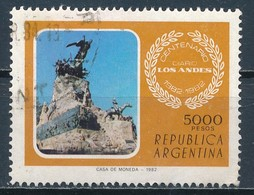 °°° ARGENTINA - Y&T N°1326 - 1982 °°° - Used Stamps
