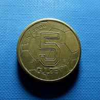 Netherlands 5 Gulden 2000 - 1980-… : Beatrix