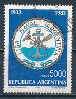 °°° ARGENTINA - Y&T N°1349 - 1983 °°° - Gebraucht