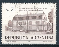 °°° ARGENTINA - Y&T N°1377 - 1983 °°° - Used Stamps