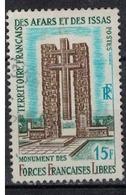 AFARS ET ISSAS      N°  YVERT   347   OBLITERE       ( O   2/48 ) - Afars Y Issas (1967-1977)