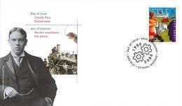 2000   Department Of Labour Centennial  Sc 1866 - Omslagen Van De Eerste Dagen (FDC)