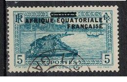A E F         N°  YVERT     20   OBLITERE       ( Ob  2/50 ) - A.E.F. (1936-1958)