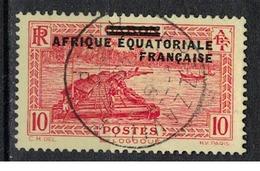 A E F         N°  YVERT     21   OBLITERE       ( Ob  2/50 ) - A.E.F. (1936-1958)