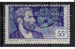A E F         N°  YVERT     46   OBLITERE       ( Ob  2/51 ) - Used Stamps