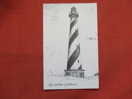 Light House Cape Hatteras    North Carolina >     Ref 3504 - United States