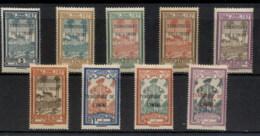 Inini 1932 Postage Due Asst MLH/Muh - Inini (1932-1947)