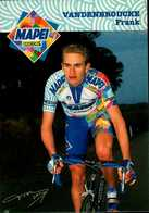 MAPEI...VANDENBROUCKE FRANK  1998...VOIR DOS...CPM - Cyclisme