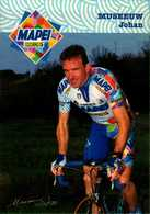 MAPEI.. MUSEEUW JOHAN   1998...VOIR DOS...CPM - Radsport