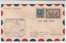 Canada / N.S / Airmail / Thailand - Canada