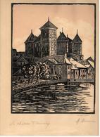 20139 - MARIE  BIENNER - Prints & Engravings
