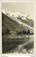 74.  CHAMONIX .  La Plage Et Le MOnt Blanc . - Chamonix-Mont-Blanc