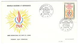 20145 - DROITS DE L HOMME - Briefe U. Dokumente