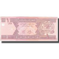 Billet, Afghanistan, 1 Afghani, 2002, KM:64a, SPL+ - Afghanistan