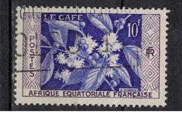 A E F             N°  YVERT    236      OBLITERE       ( Ob  2/57 ) - A.E.F. (1936-1958)