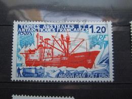 VEND BEAU TIMBRE DES T.A.A.F. N° 66 , XX !!! (b) - Französische Süd- Und Antarktisgebiete (TAAF)