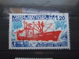 VEND BEAU TIMBRE DES T.A.A.F. N° 66 , XX !!! (c) - Französische Süd- Und Antarktisgebiete (TAAF)
