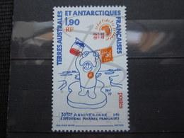 VEND BEAU TIMBRE DES T.A.A.F. N° 73 , XX !!! (d) - Unused Stamps