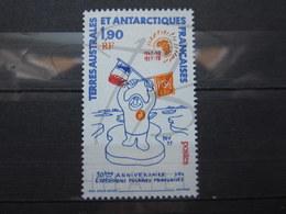 VEND BEAU TIMBRE DES T.A.A.F. N° 73 , XX !!! (b) - Neufs