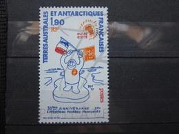 VEND BEAU TIMBRE DES T.A.A.F. N° 73 , XX !!! (a) - Unused Stamps
