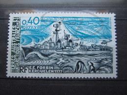 VEND BEAU TIMBRE DES T.A.A.F. N° 74 , XX !!! (a) - Unused Stamps