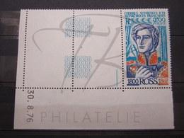 VEND BEAU TIMBRE DES T.A.A.F. N° 62 + BDF + CD , XX !!! - Unused Stamps