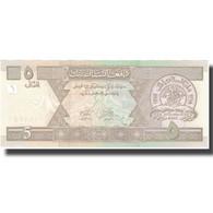 Billet, Afghanistan, 5 Afghanis, 2002, KM:66a, SPL+ - Afghanistan