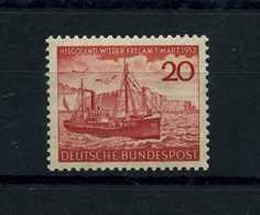 BUND 1952 Nr 152 Postfrisch (113060) - BRD