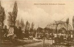ORAINVILLE CARTE ALLEMANDE 1916 FELDPOST - Frankreich