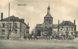 BETHENIVILLE CARTE ALLEMANDE - Bétheniville