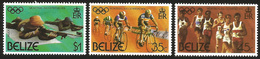 V) 1976 BELIZE, 21ST OLYMPIC GAMES, MONTREAL, CANADA, MNH - Belize (1973-...)