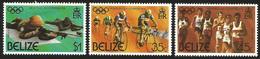V) 1976 BELIZE, 21ST OLYMPIC GAMES, MONTREAL, CANADA, MN - Belize (1973-...)