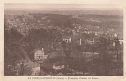 92 - LE PLESSIS ROBINSON - Panorama Château De Sceaux - Le Plessis Robinson