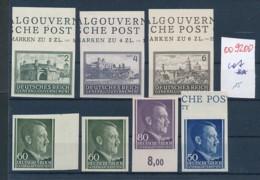 Generalgouverment Lot  ** (oo9200  ) Siehe Scan - Ocupación 1938 – 45