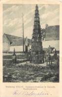 GAVRELLE GRANATEN DENKMAL CARTE ALLEMANDE 1915 - France