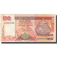 Billet, Sri Lanka, 100 Rupees, 2001-12-12, KM:111a, TB+ - Sri Lanka