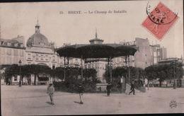 1 BREST  ECRITE - Brest