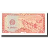 Billet, Cambodge, 0.5 Riel (5 Kak), 1979, 1979, KM:27A, SPL+ - Cambodge