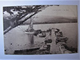 FRANCE - VAR - CAVALAIRE-SUR-MER - La Jetée - 1922 - Cavalaire-sur-Mer